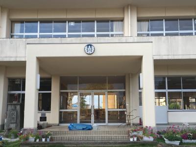 嘉島西小学校